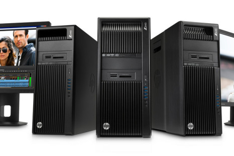 HP debuts new desktop and mobile workstations