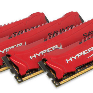 Kingston launches HyperX Savage memory
