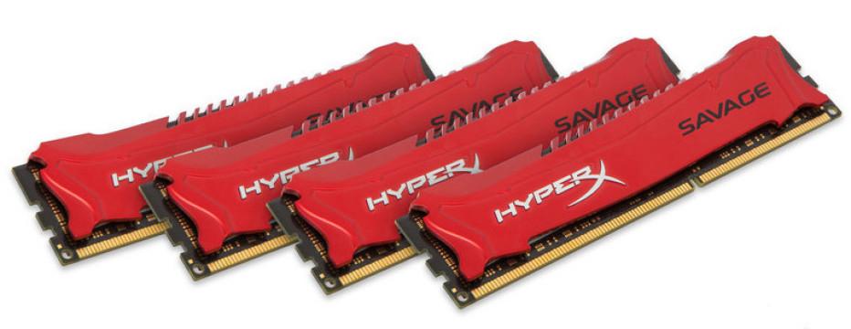Kingston launches HyperX Savage memory