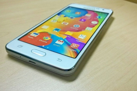 Samsung presents Galaxy Grand Prime smartphone