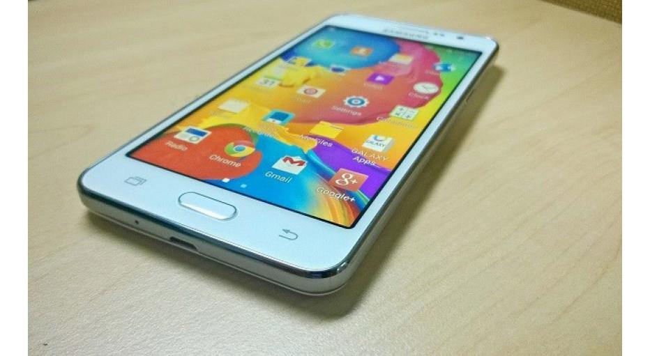Samsung presents Galaxy Grand Prime smartphone