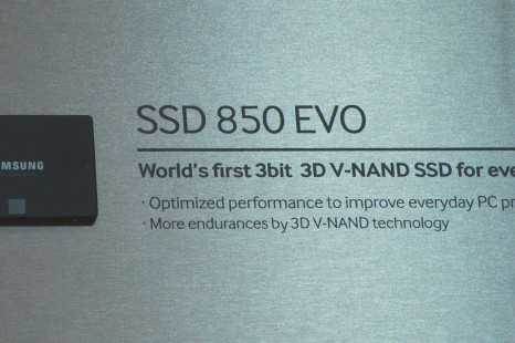 More on Samsung SSD 850 Evo