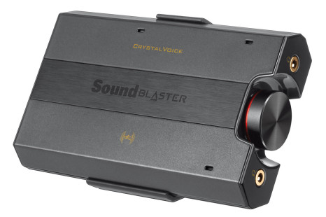 Creative to release Sound Blaster E5 external sound card