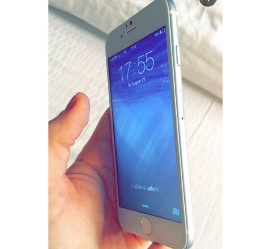 leaked photos of iphone 6 real iphone 6 photos leaked 1672