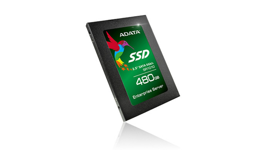 ADATA presents SR1010 SSD line for corporate customers