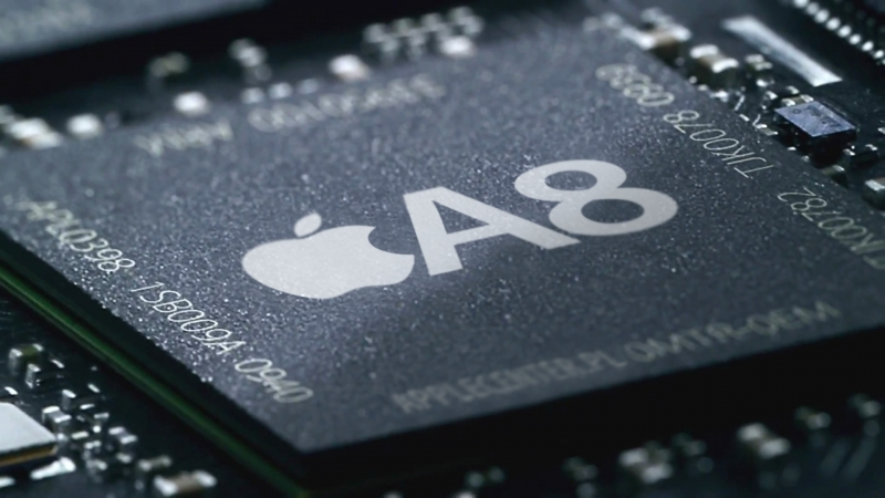 Apple 64-bit chip
