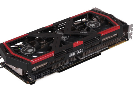 Colorful GeForce GTX 980 graphics card has Dual BIOS