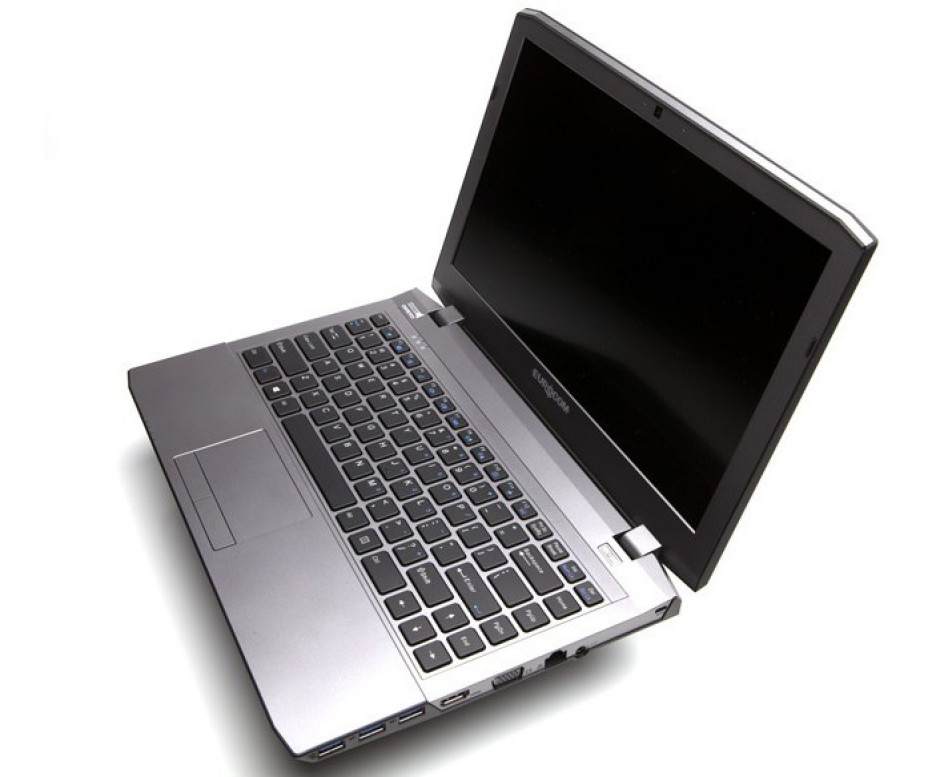 Eurocom exhibits notebook with Quad HD+ display