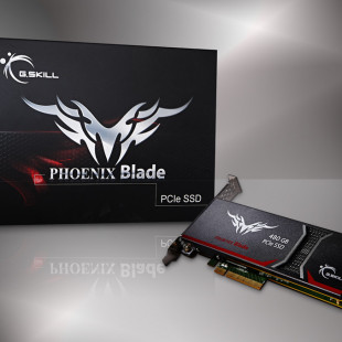 G.Skill releases new ultra fast PCIe SSD