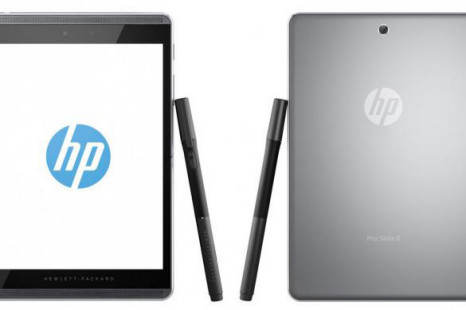 HP readies two new business-oriented tablets