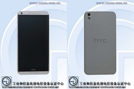 HTC to release Desire D816h smartphone