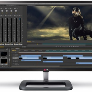 LG debuts new 4K Digital Cinema monitor