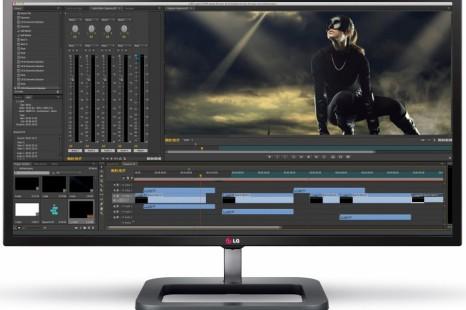 LG debuts new 4K Digital Cinema monitor
