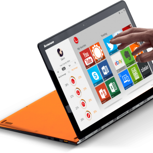 Lenovo presents Yoga 3 Pro ultrabook