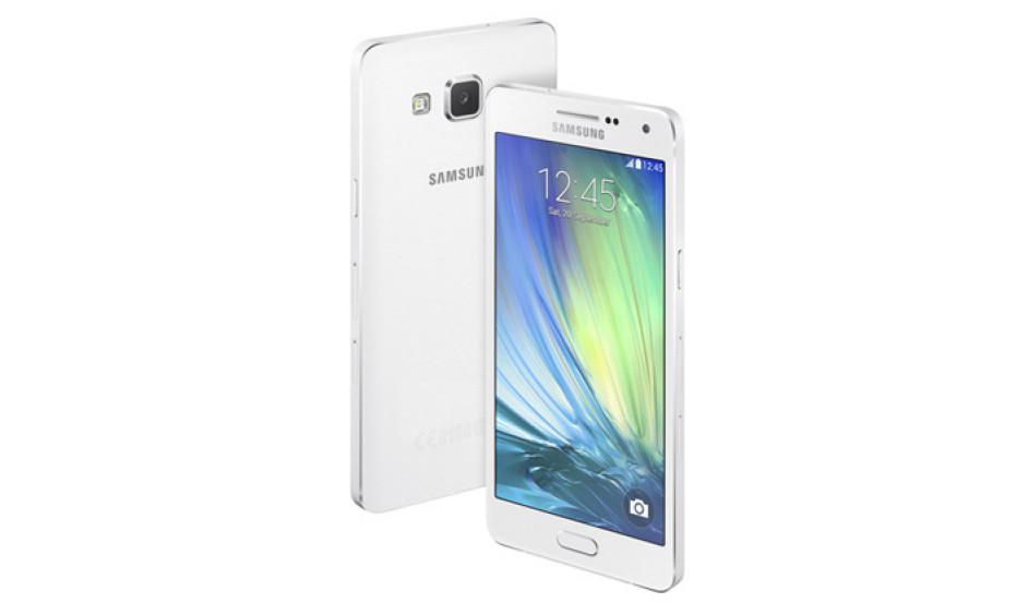 Samsung presents Galaxy A5 and A3 smartphones