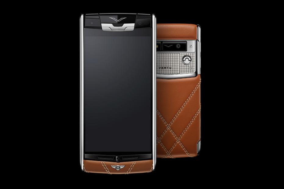 Vertu releases Vertu for Bentley luxurious smartphone
