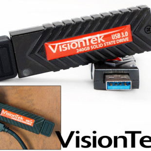 VisionTek presents pocket-sized USB 3.0 SSD