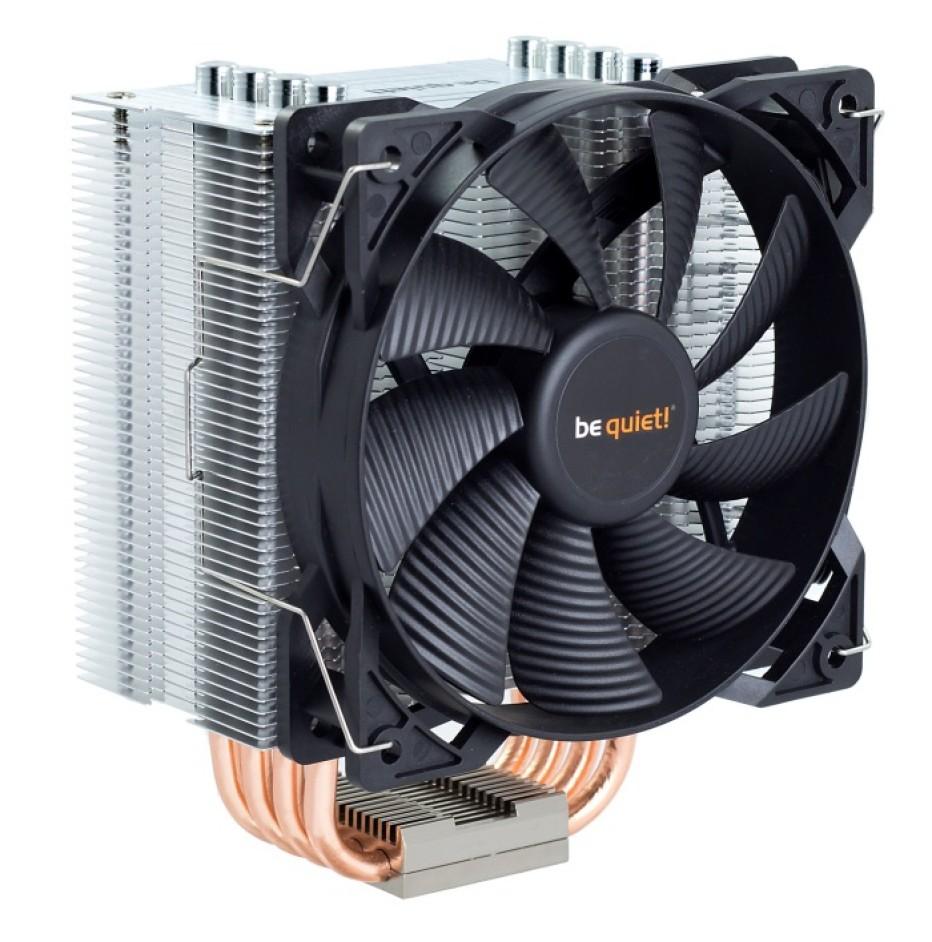 be quiet! unveils Pure Rock CPU cooler