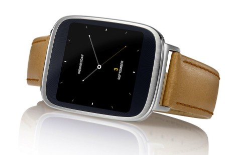 ASUS launches the ZenWatch