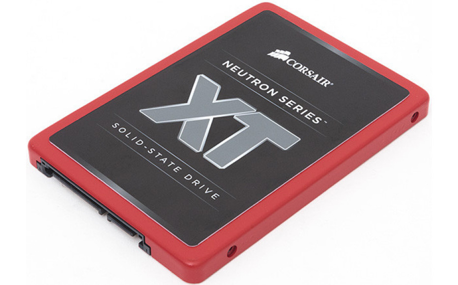 Corsair has new SSD line