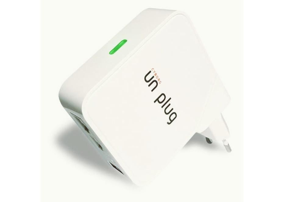 Cyborg Unplug anti-spy gadget can keep you safe