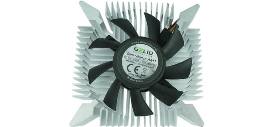 Gelid announces new AM1 cooler