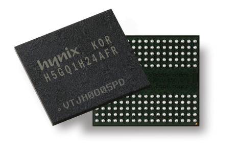 Hynix has memory at 8 GHz