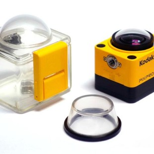 Kodak presents PixPro SP360 action camera