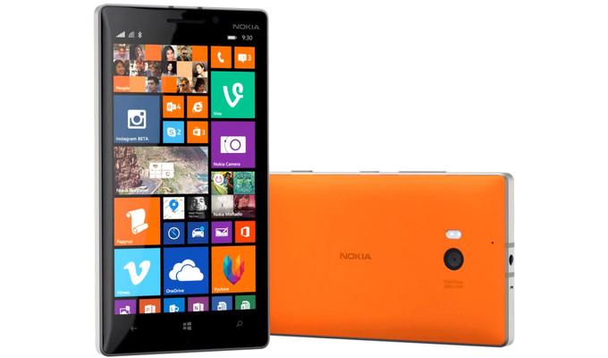 Lumia 940 phone
