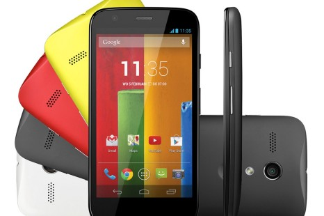 Motorola's Moto G likely has memory management bug