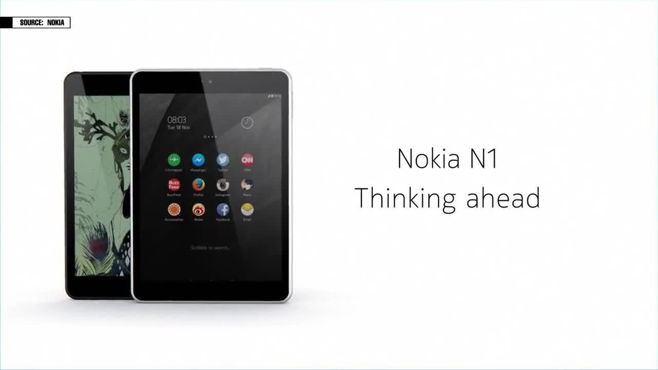 Nokia N1 tablet