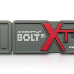 Patriot offers powerful new Supersonic USB 3.0 flash drive