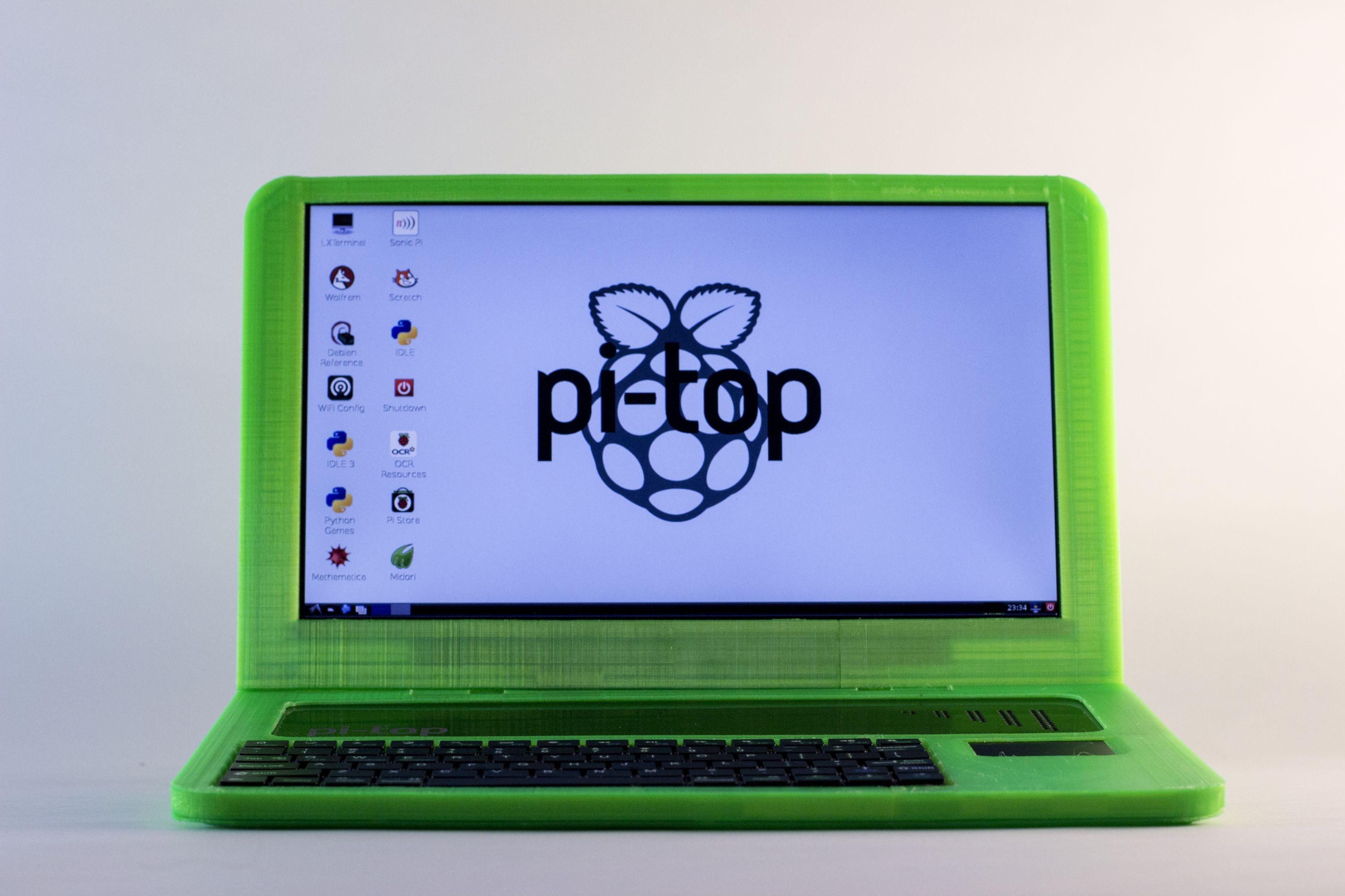 Pi-Top computer