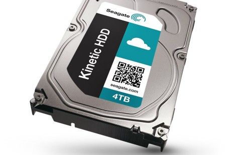 Seagate debuts Kinetic line of hard drives