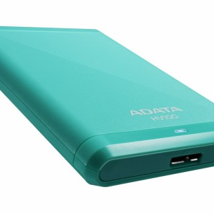 ADATA releases the HV100 external hard drive