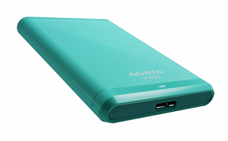ADATA releases the HV100 external hard drive