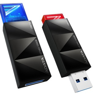 ADATA debuts stylish new USB 3.0 flash drive