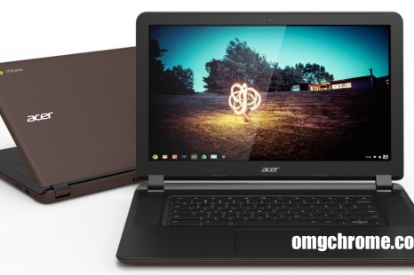 Acer may be working on the biggest Chromebook so far