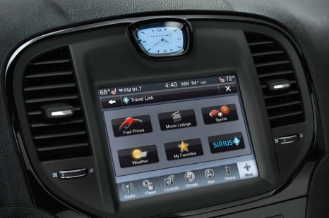 Getting to Know Chrysler's Uconnect Technology