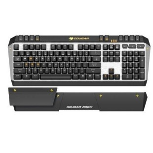 COUGAR releases 600K gaming keyboard