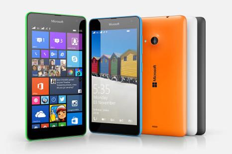 Microsoft Lumia 535 comes with a problem
