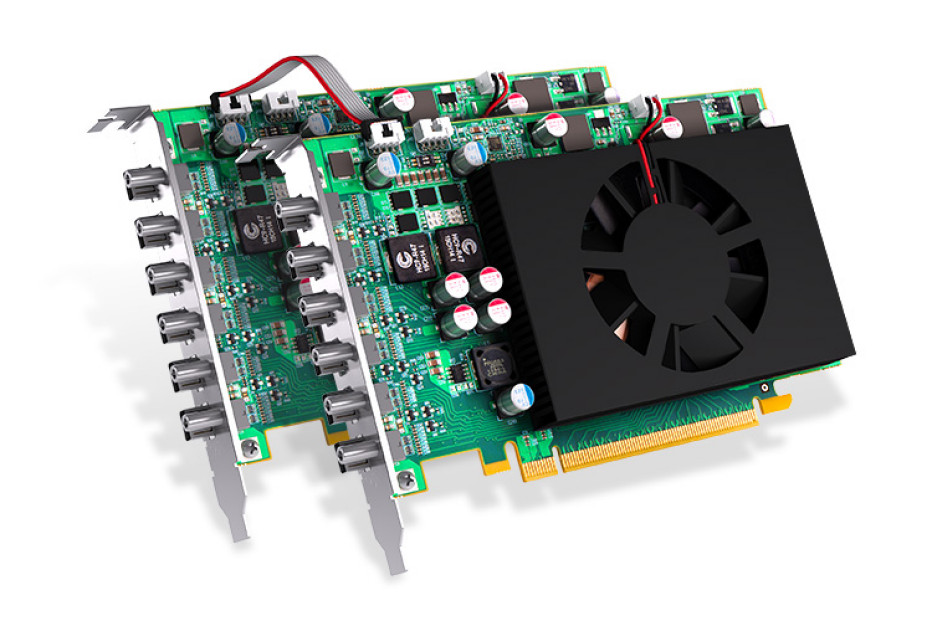 Matrox releases video cards with AMD chips