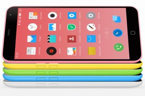 Meizu offers iPhone 5c replica for less