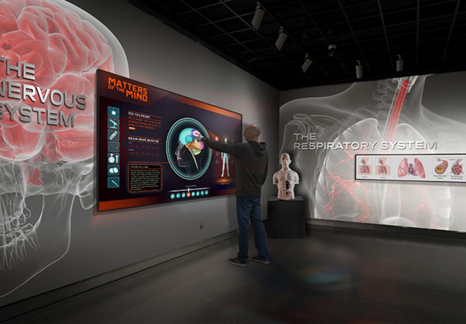Planar presents first 98-inch 4K sensor display