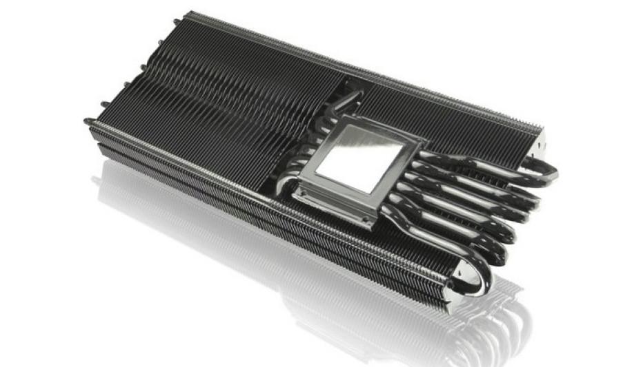 Raijintek Morpheus Core Edition can cool 360W TDP video cards