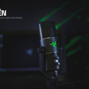 Razer announces Seiren streaming microphone