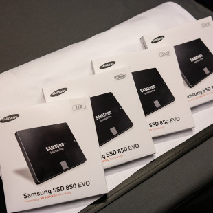 Samsung releases 850 EVO SSDs