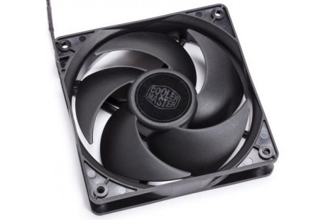 Cooler Master debuts Silencio FP120 cooling fans