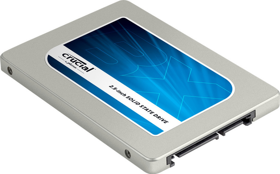 Crucial intros new solid-state drive lines