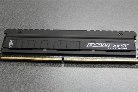 Crucial debuts Ballistix Elite DDR4 memory